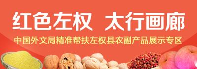中國外文局精準幫扶左權縣
