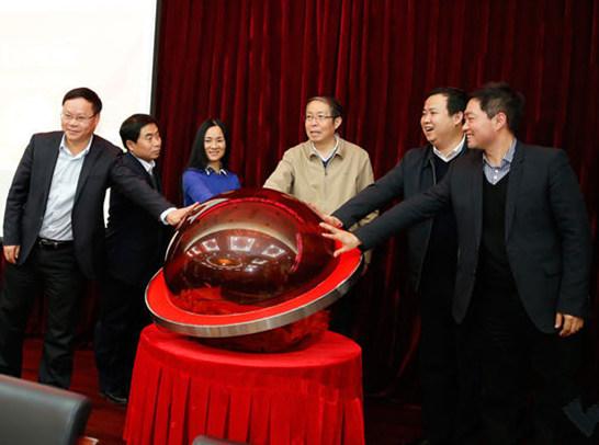 中国外文局对口帮扶左权县 精准扶贫有实效