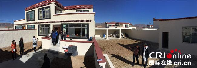 【冬行西藏】林周县藏族群众易地搬迁搬出幸福新生活