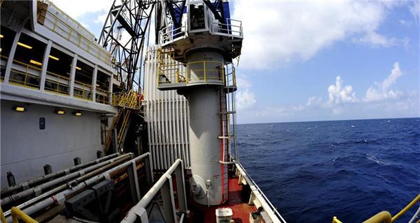 """第三次南海大洋钻探插入""""探海神针"""" """"科学之谜""""即将揭晓"""