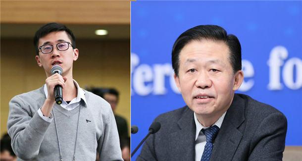肖捷答中国网记者提问:营改增试点促进产业升级和结构优化