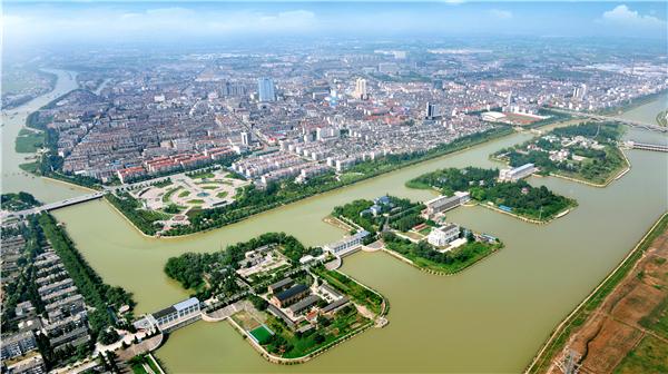 朱民阳:建江淮生态大走廊需强化法治思维善用市场手段
