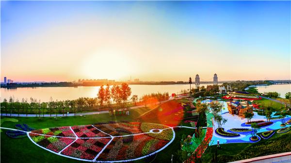 """扬州率先启动江淮生态大走廊""""七河八岛""""先导区建设"""