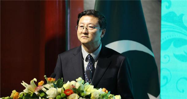 """王晓辉: 构建 """"一带一路""""各国交流沟通的桥梁"""
