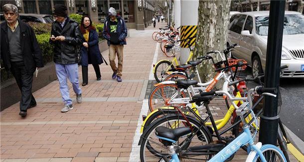 共享自行车团体标准完成编制 向社会征求意见