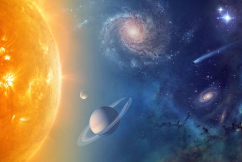 "NASA探测""海洋卫星""有新发现 或助搜寻外星生命"