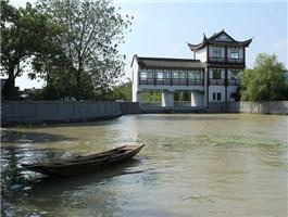 扬州遗产点之一:邵伯明清大运河故道