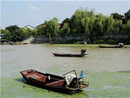 扬州遗产点之一:邵伯码头