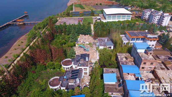 我国最大深水型淡水湖一级保护区退出中央省属企事业资产