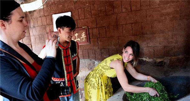 云南宁洱:特色乡村游助农民增收