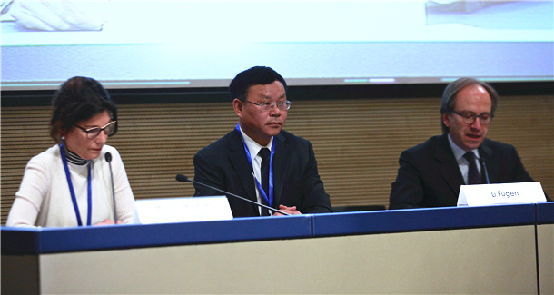 全球减贫伙伴研讨会在罗马举办 中国与世界共战贫困