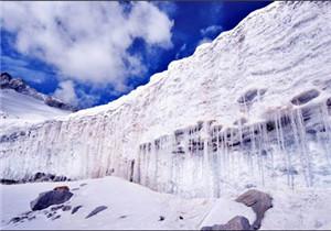 高亚洲山区冰川退缩观测现状和变化研究