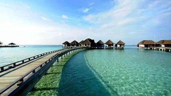"""马尔代夫驻华大使:""""一带一路""""助力旅游 将开通更多航线"""