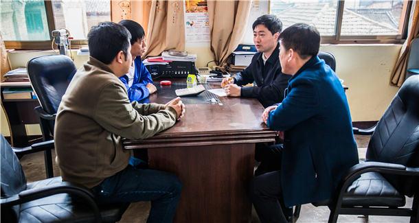 丰仓廪,焕精神——中国外文局帮扶左权县脱贫纪实