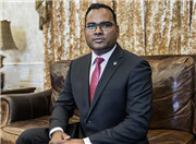 费萨尔·穆罕默德:全力支持'一带一路'倡议