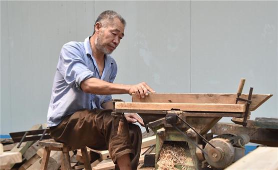 山東淄博:老木匠趙樹煥的脫貧記