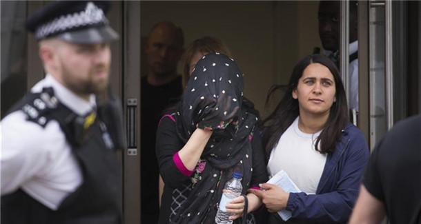 英国警方在伦敦恐袭后拘捕12人