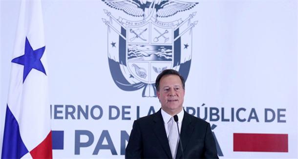 巴拿马宣布与中国建交
