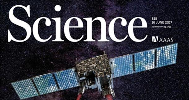 """""""墨子号""""量子卫星重大突破 实现千公里级星地纠缠"""