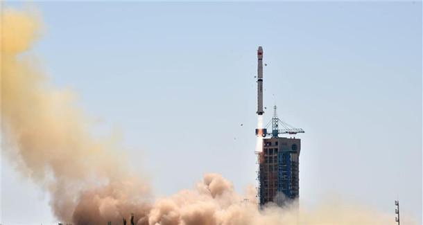 """我国成功发射首颗X射线调制望远镜卫星""""慧眼"""""""