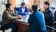 中国外文局帮扶左权县脱贫纪实