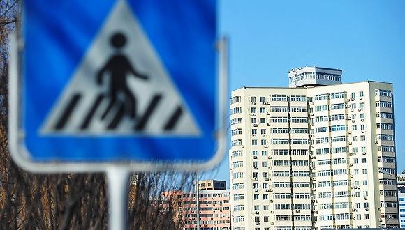 上月北京二手房跌幅居全国首位