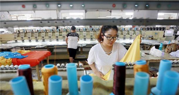 """河北阜城:特色制造业""""一带一路""""闯市场"""