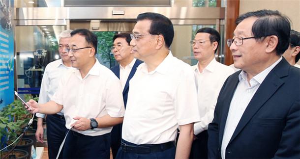 李克强主持国务院党组理论学习中心组学习讲座