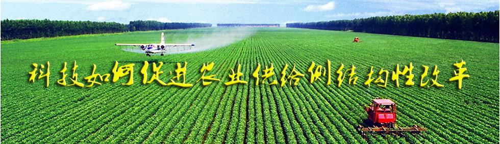 科技如何促进农业供给侧结构性改革