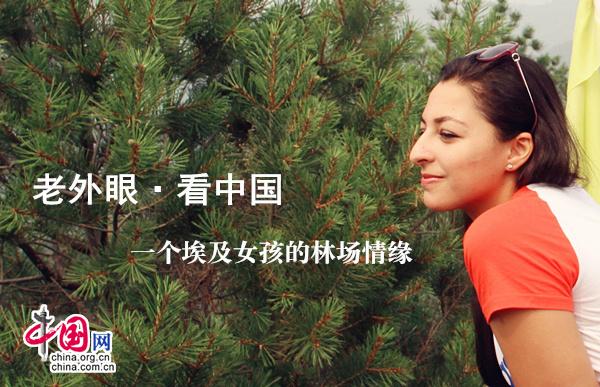 老外眼•看中国 :一个埃及女孩的林场情缘