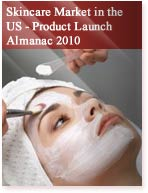Skincare Market in the US - Product Launch Almanac 2010