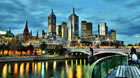 Melbourne, which earned an overall rating of 97.5, topped the list of the world's most liveable cities in 2014, released by the Economist Intelligence Unit for the fourth consecutive year.