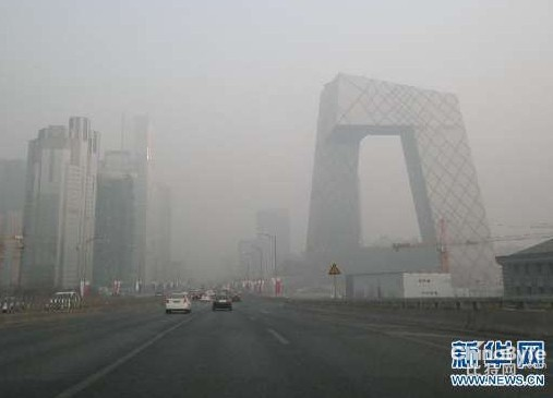 Over half of Beijing residents are okay with an environmental tax, a survey showed.