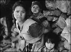 Rural China in late 1970s