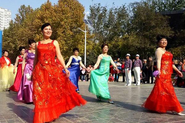 Senior women find passion in costumes