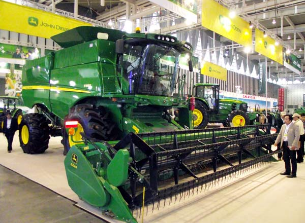 China to advance agricultural modernization
