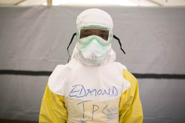 Ebola outbreak not yet under control