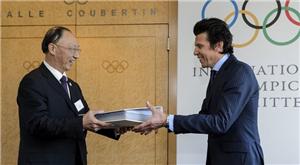 Beijing hands in Winter Games bidding report