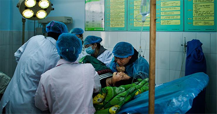 Poor health care in rural China lessens joy of pregnancy