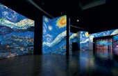 A high-tech show takes the art legend's work to new dimensions in Shanghai and Beijing, Lin Qi reports.