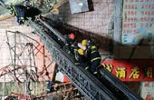 Five young firefighters lost their lives battling a blazing apartment building in Harbin, capital of northeast China's Heilongjiang Province on Jan. 2. Their deaths became a very public example of the fallen fire brigade soldiers in recent years.