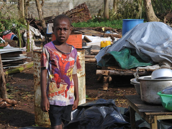 More than 250,000 people are at risk, after Cyclone Pam made a direct hit on Vanuatu on 14 March, tearing through the archipelago with winds of up to 250kmh. Oxfam already has a team on the ground and more humanitarian emergency responders are flying to Vanuatu.