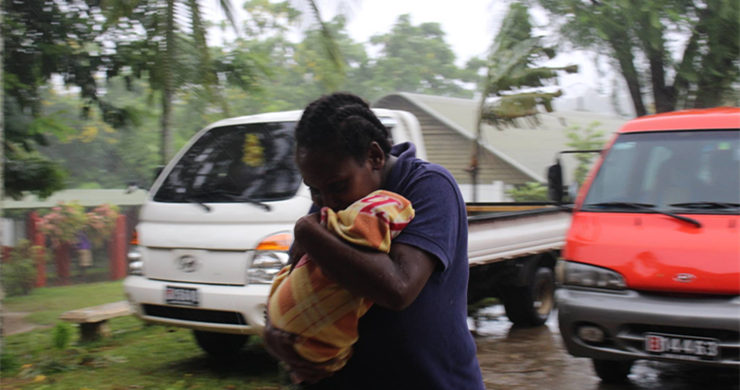 More than 250,000 people are at risk, after Cyclone Pam made a direct hit on Vanuatu on 14 March, tearing through the archipelago with winds of up to 250kmh. Oxfam already has a team on the ground and more humanitarian emergency responders are flying to Vanuatu, as the unconfirmed death toll in the small archipelago begins to climb and worse than worst case scenario unfolds.