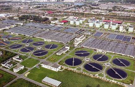 Beijing Gaobeidian Wastewater Treatment Plant