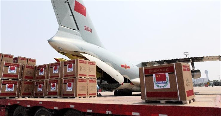 6 more planes ready for quake relief