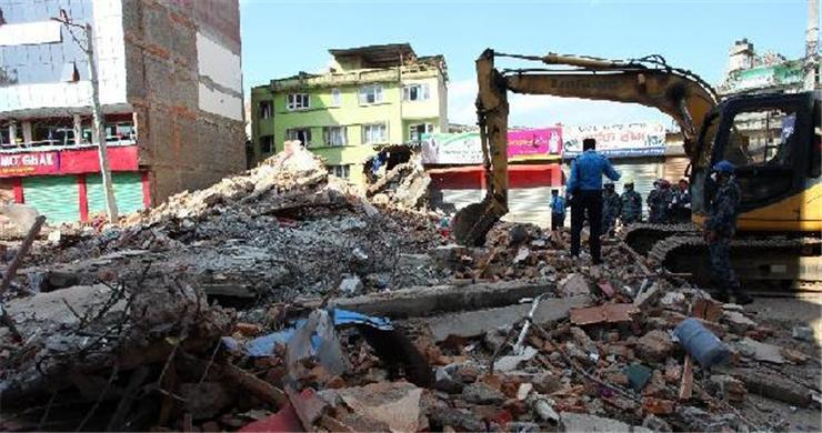 Death toll rises to 65 in fresh Nepal quake