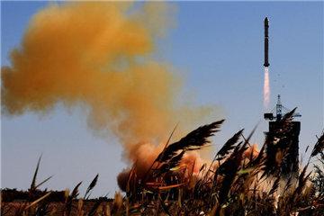 China launches 'Jilin-1' satellites