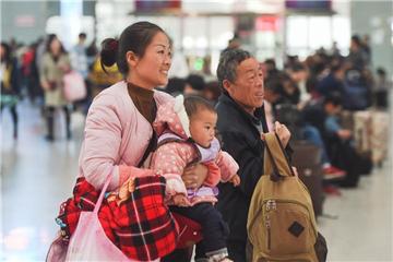 China prepares for Spring Festival travel rush
