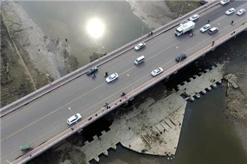 Ming Dynasty bridge re-emerges