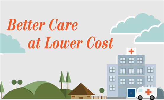 Inforgraphics: Better Care at Lower Cost